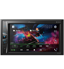 Car Audio-Dvd